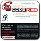 Info-Flash CodeRED