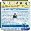 Info-Flash Recyclage