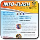 Info-Flash Rues d�gag�es